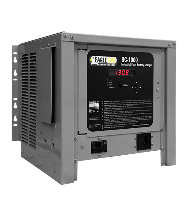 BC-1000 SCR Float Battery Charger